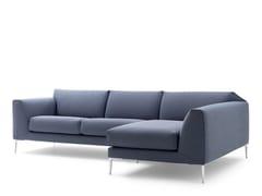 LX675 | Divano con chaise longue