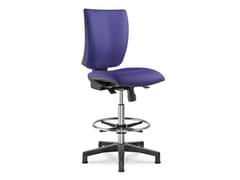 Sedia ufficio imbottita in tessutoLYRA 206-SY - LD SEATING