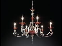 Lampadario con cristalli Swarovski® LYRA L6 - Lyra