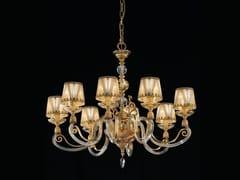 Lampadario con cristalli Swarovski® LYRA L8 SHADE - Lyra