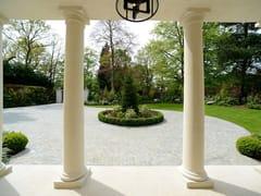 Colonna in pietra lecceseColonna in pietra leccese - PIMAR
