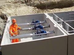 Depurazione delle acqueStazioni di sollevamento e pompaggio - GAZEBO