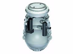 ACO PASSAVANT, ACO Lipumax P B NG 4 Separatore di grassi in polietilene