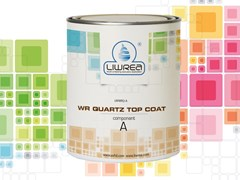 Vernice trasparente acrilica a due componentiLiwrea WR QUARTZ - AVHIL ITALIA