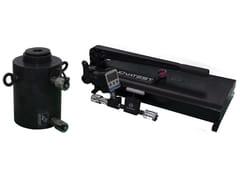 Sistema oleodinamico per prove di carico statiche su paliKIT PROVE DI CARICO SU PALI - NOVATEST