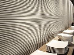 FAP ceramiche, LUMINA 50 x 110 Rivestimento tridimensionale in ceramica a pasta bianca