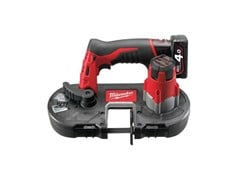 Sega a nastro M12 BS-402 - MILWAUKEE ELECTRIC TOOL CORPORATION