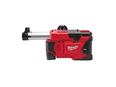 Aspiratore universale M12 DE-201 - MILWAUKEE ELECTRIC TOOL CORPORATION