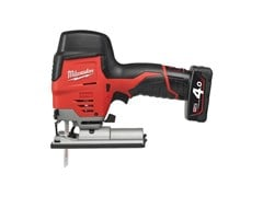Seghetto alternativo 12 Volt M12 JS-402 - MILWAUKEE ELECTRIC TOOL CORPORATION