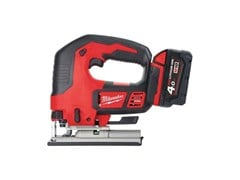 Seghetto alternativo 18 Volt M18 BJS-402C - MILWAUKEE ELECTRIC TOOL CORPORATION