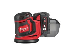 Levigatrice rotorbitale M18 BOS125-502B - MILWAUKEE ELECTRIC TOOL CORPORATION