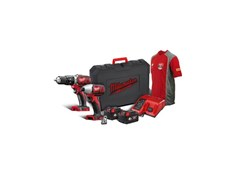 Kit avvitatore M18 BPP2C-402C - MILWAUKEE ELECTRIC TOOL CORPORATION