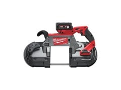 Sega a nastro M18 CBS125-502 - MILWAUKEE ELECTRIC TOOL CORPORATION