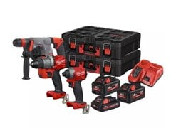 Kit M18 M18 FPP3P2-533P - MILWAUKEE ELECTRIC TOOL CORPORATION