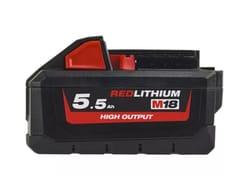 BatteriaM18 HB5.5 - MILWAUKEE ELECTRIC TOOL CORPORATION