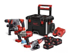 Kit M18 M18 PP4A-533P - MILWAUKEE ELECTRIC TOOL CORPORATION