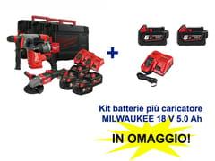 Kit utensili a batteria 18V FuelM18FPP3F-554 - ICOS