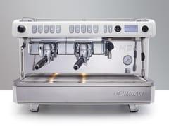 Macchina da caffè professionale in acciaio e ABSM26 TE RE - GRUPPO CIMBALI