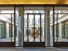 Porta-finestra a battente a taglio termico in metalloM55 | Finestra a battente - CAPOFERRI SERRAMENTI