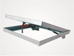 Chiusino a pavimento in acciaio inoxMA-GTR | Botola di ispezione - FF SYSTEMS