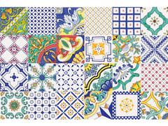 Giovanni De Maio, MACRAMÈ 24 VIETRI Rivestimento fatto a mano in ceramica