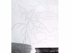 Vitrealspecchi, MADRAS® IRAMI RS LAC Vetro laccato decorato per finiture di interni