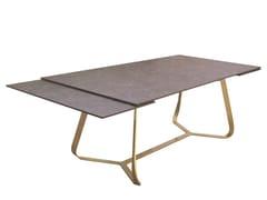 Tavolo allungabile rettangolare in legno masselloMAESTRALE | Tavolo allungabile - BAREL