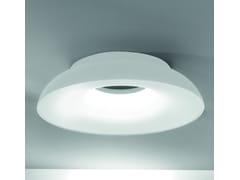 Lampada a soffitto in alluminio e metacrilato con dimmerMAGGIOLONE | Lampada da soffitto - MARTINELLI LUCE