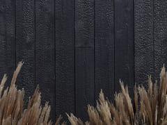 Freund GmbH, MAGMA Rivestimento per interni ed esterni in legno carbonizzato