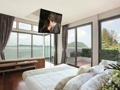 Supporto per monitor/TV motorizzato da soffitto MAIOR FLIP® 90 -