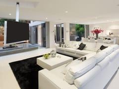 Supporto per monitor/TV motorizzato da soffitto MAIOR FLIP® 900R -