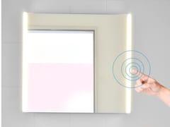 Lampada da specchio a LED in alluminioMAKE UP 11 - BETEC LICHT