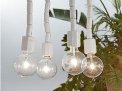 Lampada a sospensione a LED in ceramicaMAKE-UP | Lampada a sospensione - CERAMICA FLAMINIA