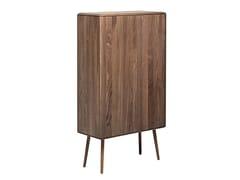 Credenza in legno massello con ante a battenteMALIN | Credenza - WOAK