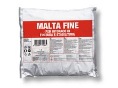 Bacchi, MALTA FINE STABILITURA Malta per finiture a base di grassello di calce