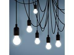 Lampada a sospensione a LED in plasticaMAMAN | Lampada a sospensione - SELETTI