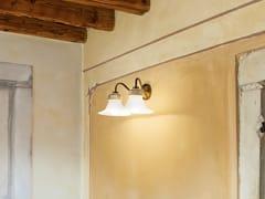 Applique a LED in ceramica e vetroMAMI_W - LINEA LIGHT GROUP