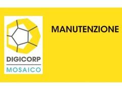 DIGI CORP, MANUTENZIONE Piano di manutenzione opera (DPR 554 99)