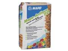 MAPEI, MAPE-ANTIQUE F21 Legante idraulico fillerizzato superfluido