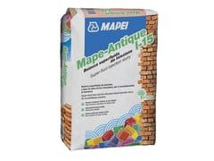 Consolidamento della muraturaMAPE-ANTIQUE I-15 - MAPEI
