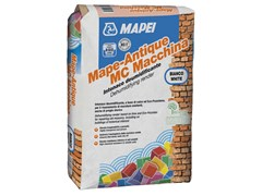MAPEI, MAPE-ANTIQUE MC MACCHINA Malta per intonaci deumidificanti macroporosi