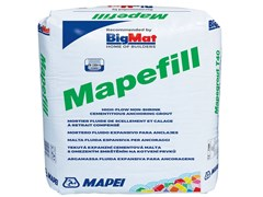 BigMat, MAPEFILL Malta fluida espansiva per ancoraggi
