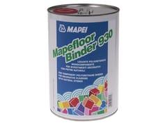 MAPEI, MAPEFLOOR BINDER 930 Legante poliuretanico alifatico