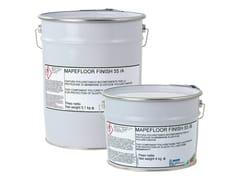 Finitura poliuretanica alifatica bicomponenteMAPEFLOOR FINISH 55 - MAPEI