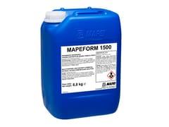 Disarmante e attrezzatura per pulizia casseroMAPEFORM 1500 - MAPEI
