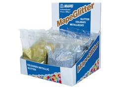 MAPEI, MAPEGLITTER Glitter colorati metallizzati per fughe