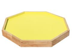 Vassoio in castagno MARAH | Vassoio in legno - Marah