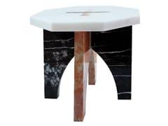 Tavolino basso in marmo MARAH | Tavolino in marmo - Marah