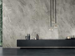Italgraniti, MARBLE EXPERIENCE OROBICO GREY Pavimento/rivestimento in gres porcellanato effetto marmo