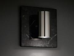 MARBLE | Lampada da parete